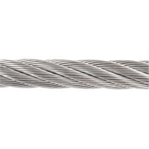 Câble 7x19 inox 316
