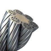 Câble dyform seapurse 6x19 poly core